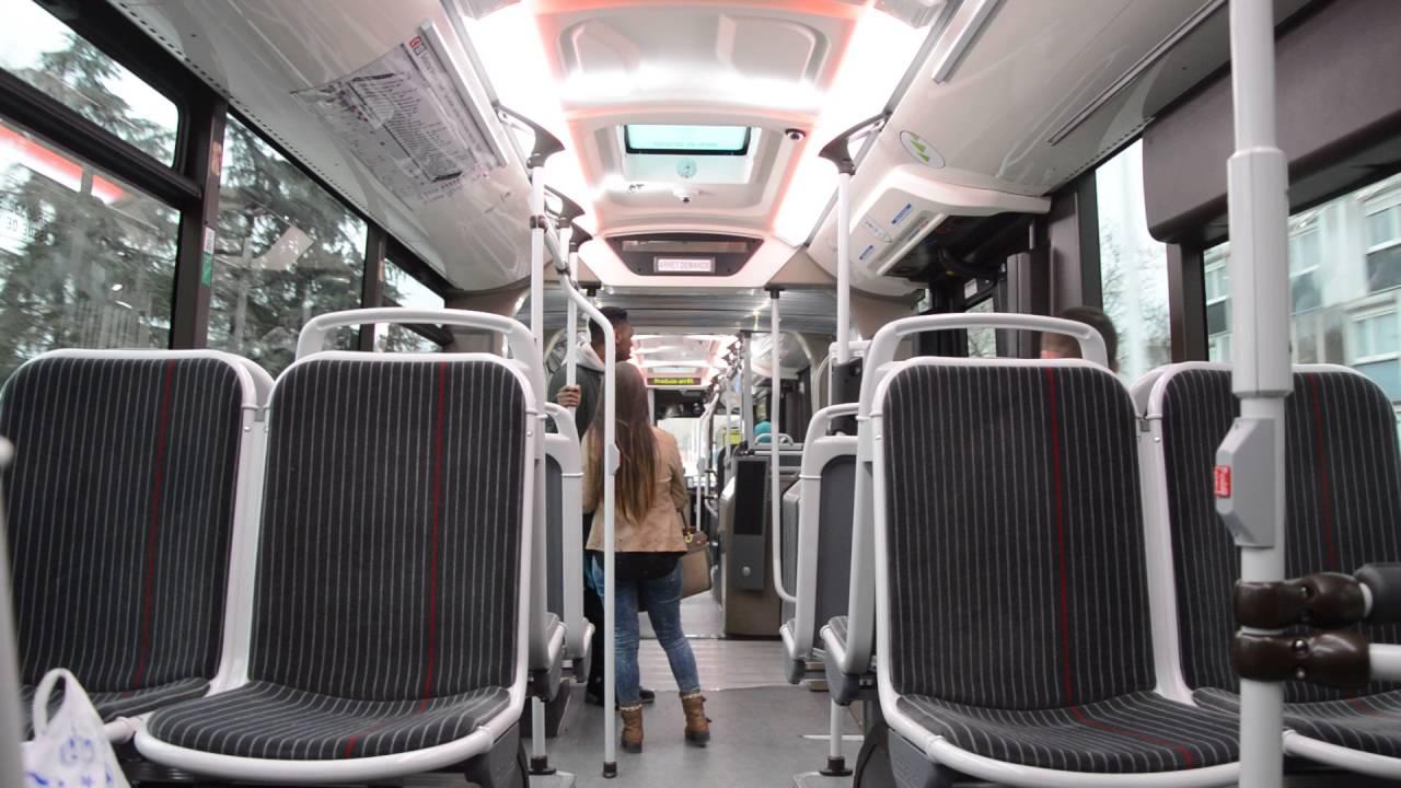 Road Movie Urbanway 18 Sur La Ligne C12 Tcl Youtube