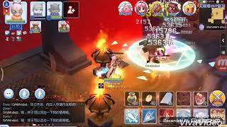 Ragnarok Mobile - Warlock vs professor.