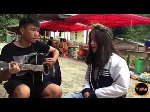 Cô gái H'Mông bán lê gây bão mạng cover Em gái mưa cực hay (Phần 4) - Yume.vn