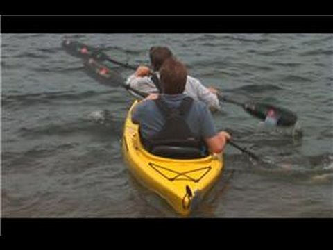Kayaks : How to Tandem Paddle a Kayak