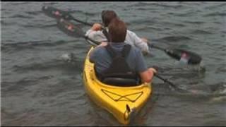 Tandem Kayak - Kayaks : How to Tandem Paddle a Kayak