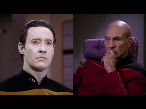 Data & Picard   Pogo (Star Trek Remix)