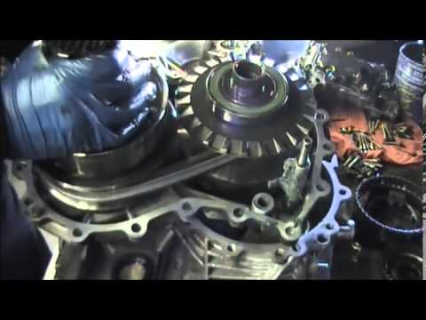 nissan murano cvt transmission repair part 4 youtube. Black Bedroom Furniture Sets. Home Design Ideas
