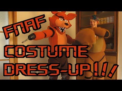 FNAF Costumes - Dress Up Time!