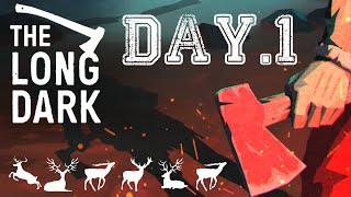 The Long Dark : 漫漫長夜【生存對抗】 阿神 V.S 舞秋風 Day.1