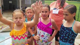 2018 PRETEEN CAMP Highlights Day 1
