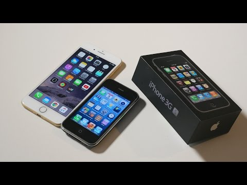 iPhone 3GS - 8 лет спустя