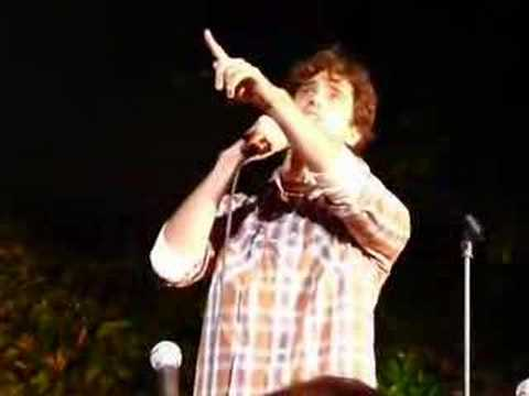 David Burnham Sings 'I Think About Sex' At Upright Cabaret