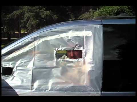 Redneck Window Repair - YouTube