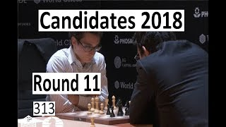 Candidates 2018: Round 11 Fighting for his last chance!