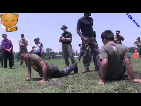 U S  Marines Tasering Philippines Military & Police   Taser Techniques Training new