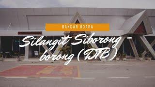 BANDAR UDARA SILANGIT (DTB) SIBORONG-BORONG