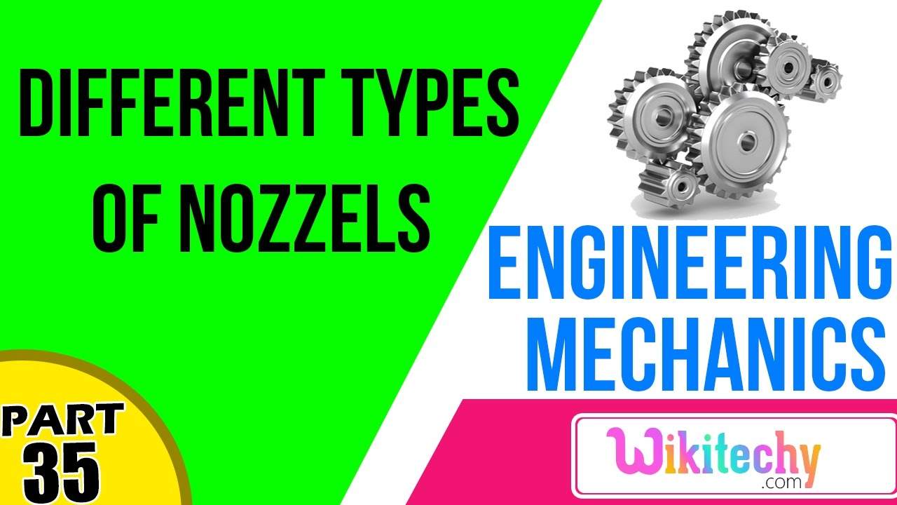 different types of nozzels mechanical engineering interview different types of nozzels mechanical engineering interview questions and answers videos freshers
