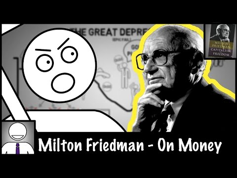 Milton Friedman [ANIMATED] Gold & Monetary Policy Book Summary