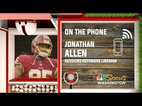 Jonathan Allen With An Update On