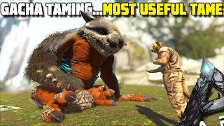 GACHA TAMING... MOST USEFUL TAME IN EXTINCTION !!   ARK:EXTINCTION [EP5]