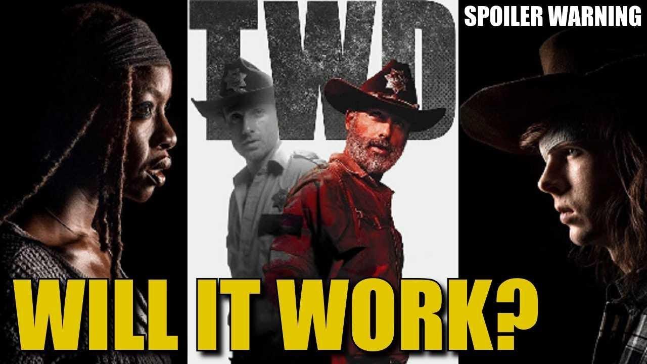 0982e5df842 The Walking Dead Season 9 News Discussion   Spoilers - Will TWD Season 9  Work