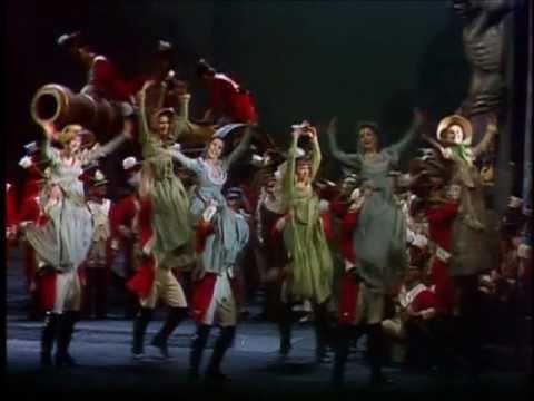 """Gounod: Faust - Choir; """"Vin ou biére,..."""""""