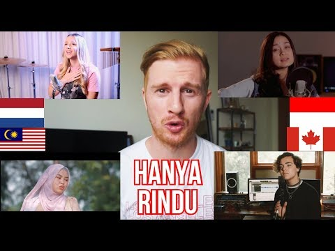 Andmesh - Hanya Rindu // WHO SANG IT BETTER? (INDONESIA v MALAYSIA v NETHERLANDS v CANADA)