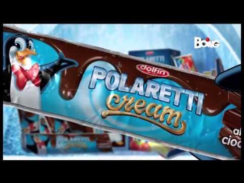 Polaretti Cream La Merenda Pronta Da Gelare Spot 2015