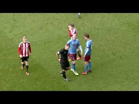 Sheffield Utd v Scunthorpe
