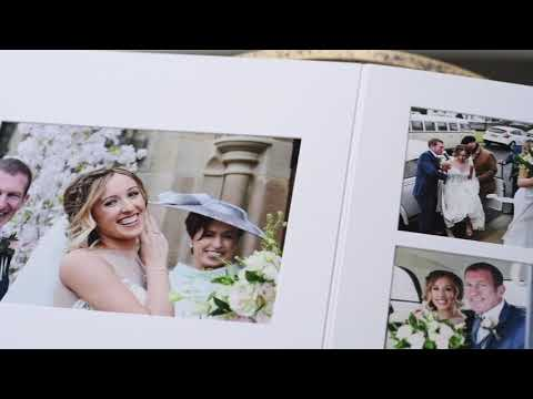 Alexandra Barfoot Wedding Photography & Folio Fine Art Wedding Albums