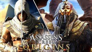 LA FINE dell'ULTIMO BOSS: FARAONE TUTHANKAMON! Assassin's Creed Origins DLC Faraoni #4 By Gioseph