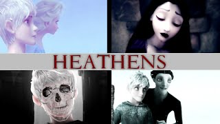 💀HEATHENS💀 | Non.Disney MEP [FULL]