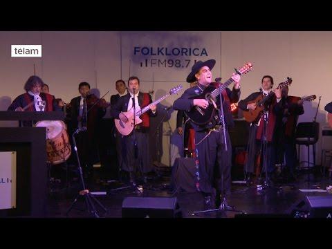 Radio Nacional Folklórica lanzó su programación