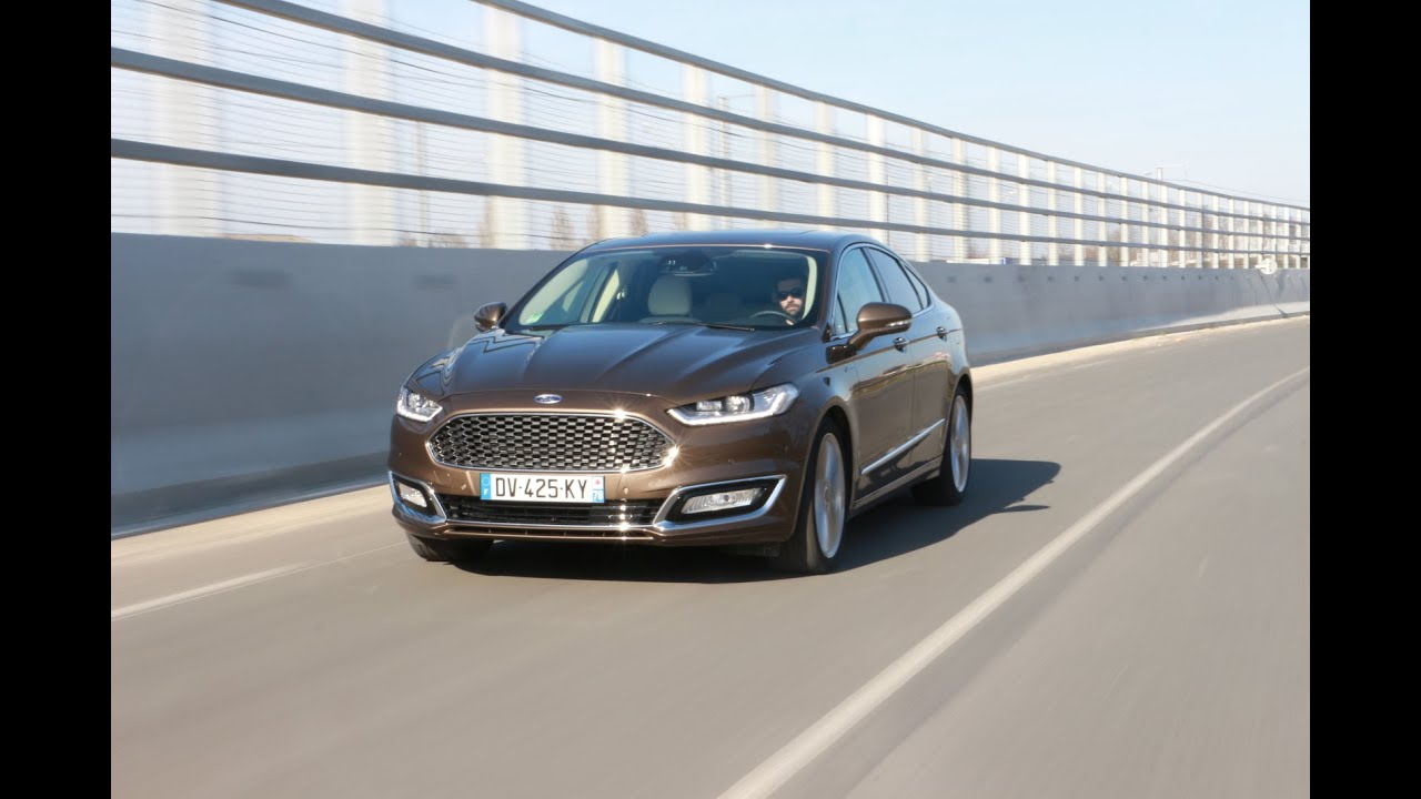 Ford mondeo vignale walkaround test drive lba vids le billet auto