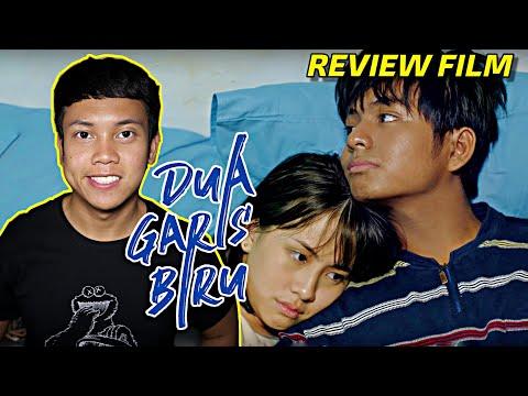 Review DUA GARIS BIRU (2019) - Orang Tua Juga Wajib Nonton Film Ini!