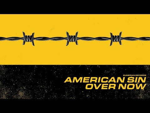 AMERICAN SIN - Over Now (Post Malone Cover)