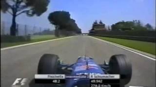 F1 Imola 2004 Q1 - Giancarlo Fisichella Lap