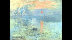 Claude Monet - Impression, Sonnenaufgang