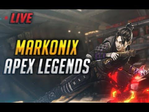Apex legends za laku noc 😃 w/ yance,drg  / 800+kills na wraith!!!
