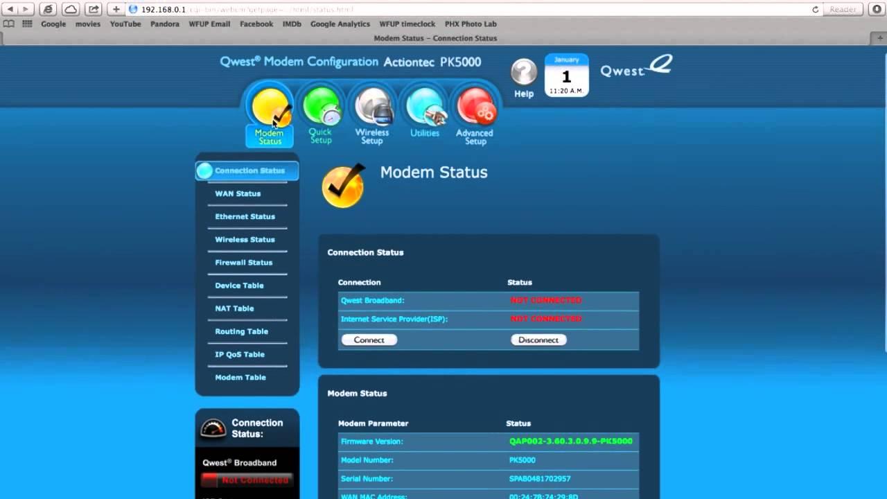 Centurylink DSL (Qwest) Setup with a SimpleWan Advanced & Professional Unit