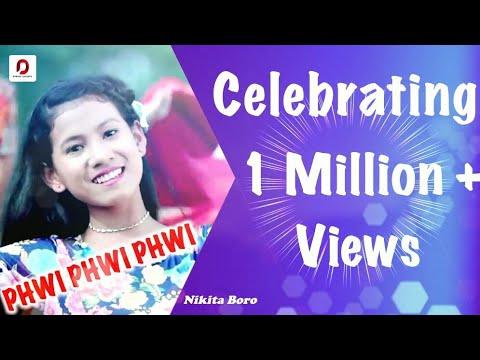 Phwi Phwi Phwi   Nikita Boro   Ibson Lal Baruah   New Latest Bodo Music Video 2018