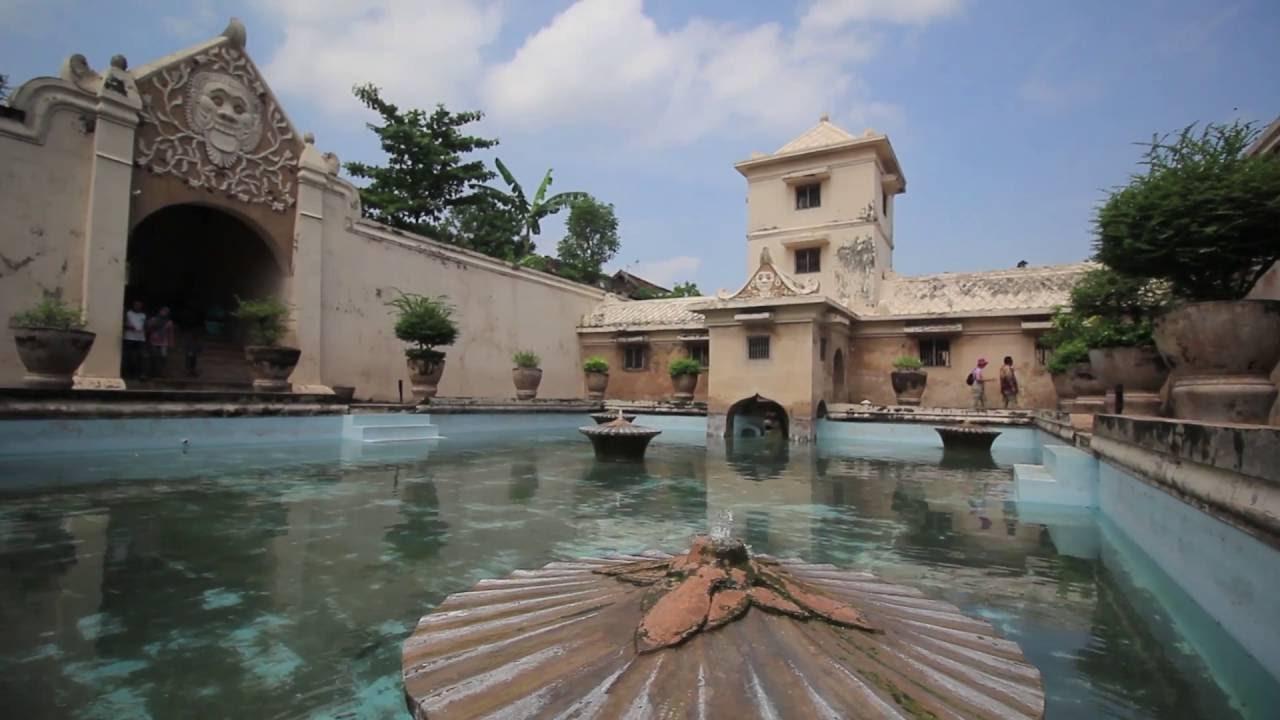 Smk Broadcast Mahardhika Istana Air Taman Sari Yogyakarta