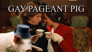 GAY PAGEANT PIG: HONEY BOO BOO ABBEY (Mashterpiece Theatre) #4 | Ceciley