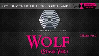 [EXO/2CD] 16. 늑대와 미녀 (WOLF) (Stage Ver.) (Studio Ver.) [EXOLOGY CHAPTER 1: THE LOST PLANET]