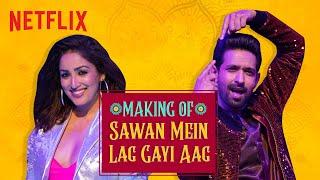Sawan Mein Lag Gayi Aag: Behind The Scenes | Vikrant, Yami, Badshah, Mika & Neha | Ginny Weds Sunny
