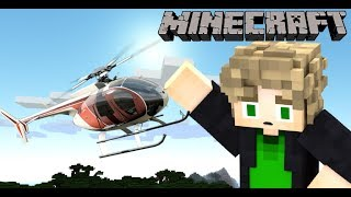 MINECRAFT EDITS!!! - Working Helicopter Effect! | Custom Effect