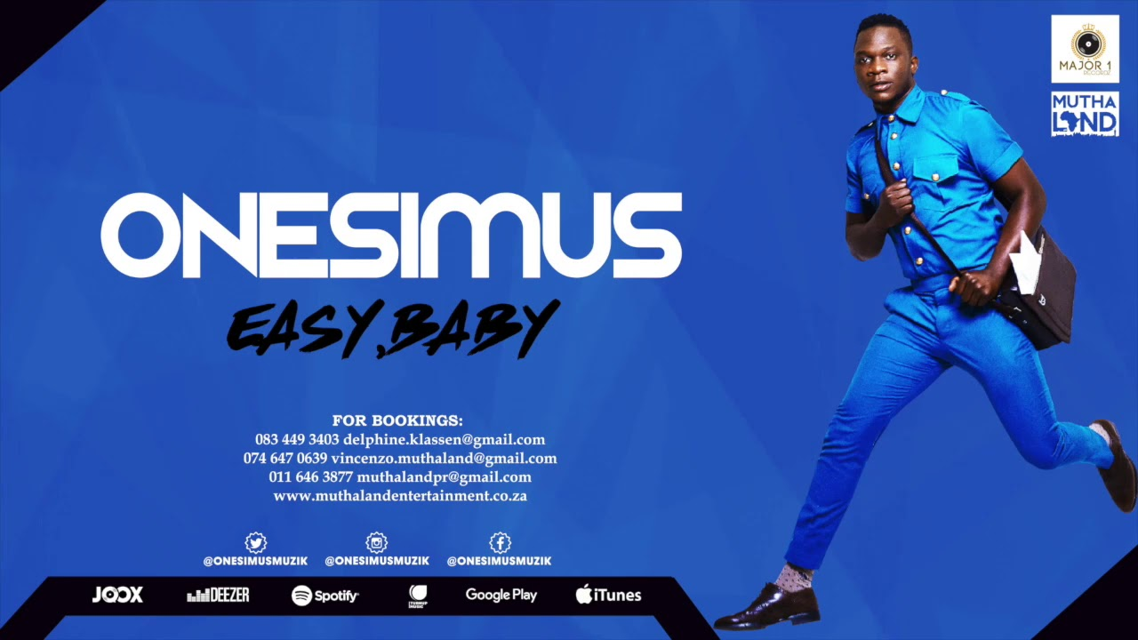 Download Onesimus - Easy Baby