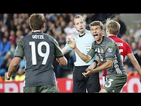 Norway vs Germany 0-3 All Goals and Highlights 04/09/2016