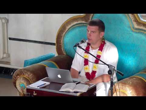 Бхагавад Гита 5.29 - Махачандра прабху