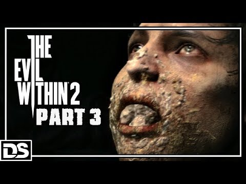 The Evil Within 2 Gameplay German #3 - Willkommen in Union - Let's Play The Evil Within 2 Deutsch