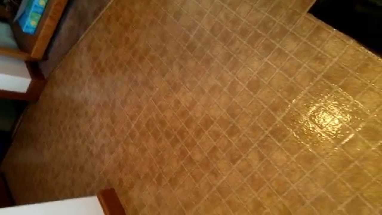 PROFESSIONAL LINOLEUM FLOOR CLEANING By HEAVENS BEST YouTube - Professional linoleum floor cleaning