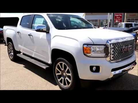 2017 summit white gmc canyon denali for sale in medicine hat alberta youtube. Black Bedroom Furniture Sets. Home Design Ideas