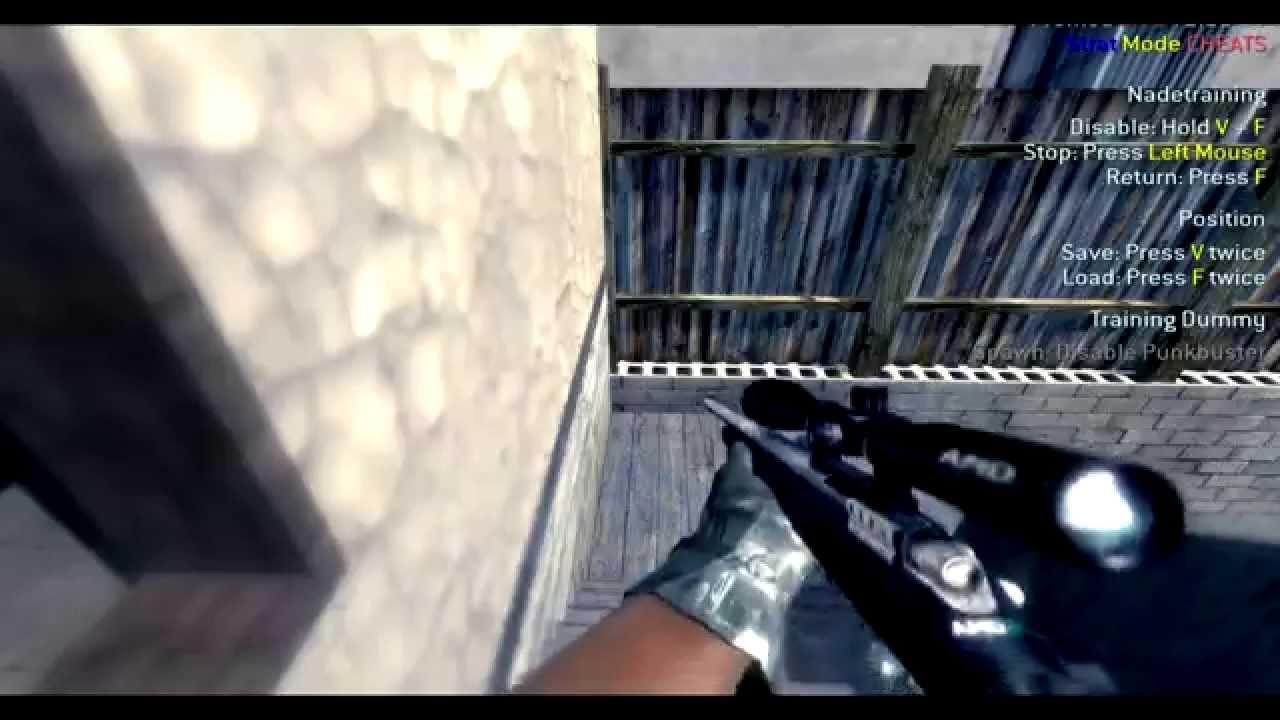 CoD4 Crash sprint elevator