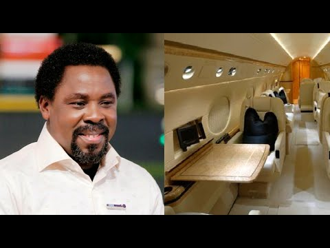 Pastor TB Joshua Has A 60M Private Jet SCOAN Prophet Owns The Most Expensiv